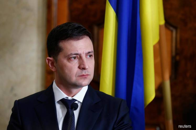 Ukraine, Russia leaders to meet in Paris for peace talks