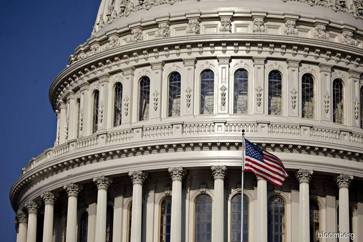 U.S. Posts $1 Trillion Budget Gap, Full-Year May Be Lower