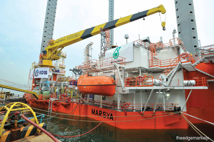 Uzma prepared for oil and gas recovery