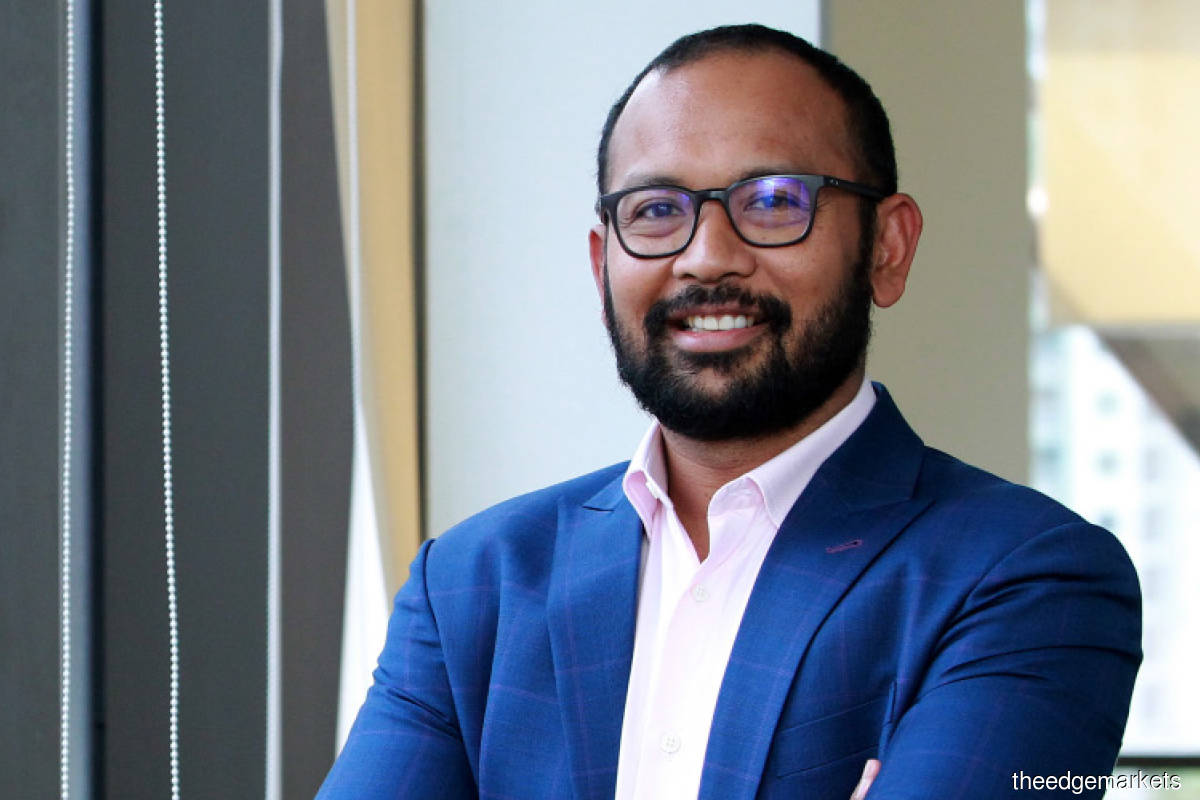 Kamarul: O&G is one of the last frontiers for digitalisation. Many other aspects of operations have changed, and that is where further improvements will have to come from. (Photo by Shahrin Yahya/The Edge)