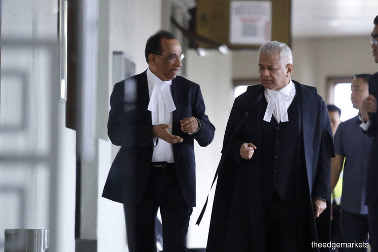 SRC trial: As then finance minister, Najib cannot say he could not manage own bank accounts — prosecution