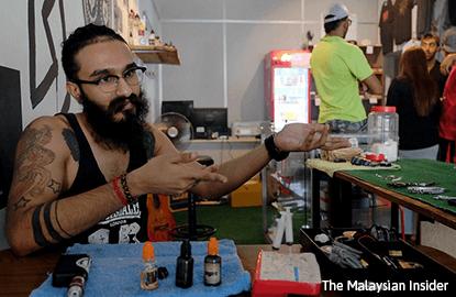 Perak shops report sales slump despite no ban on vaping