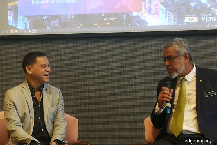 KL City Plan 2020 to be gazetted by Nov 15, says FT Minister