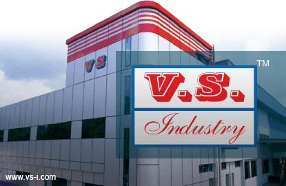 VS Industry shares hit three-month high