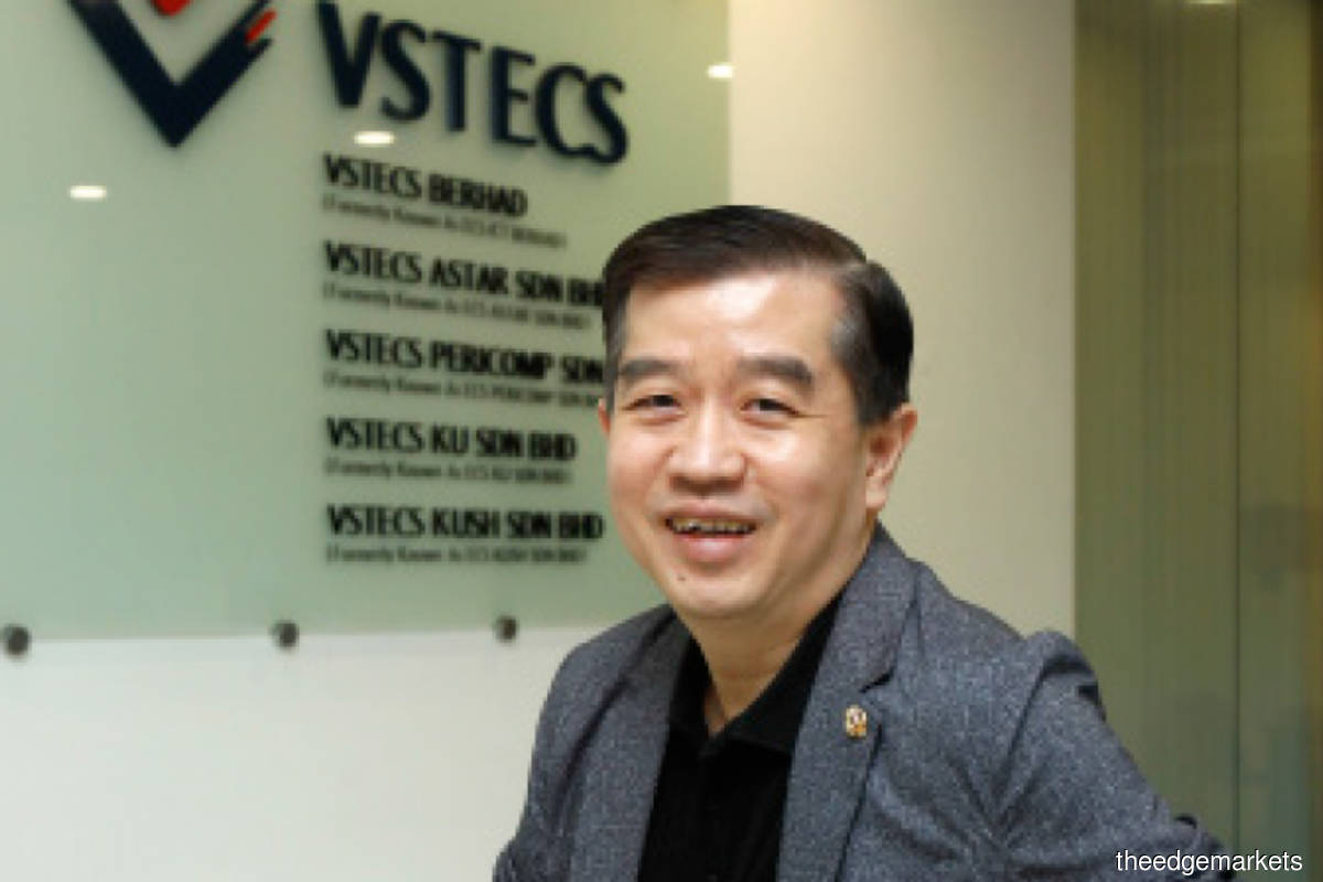 Enterprise systems a new pillar of growth for VSTECS