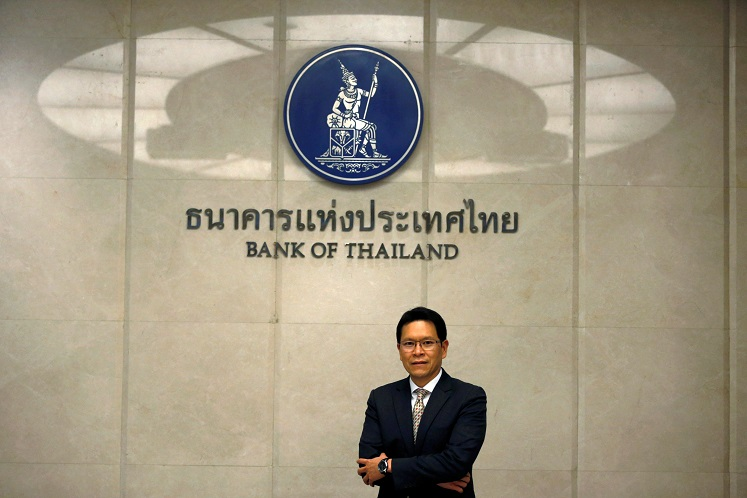 Thailand to choose next central bank governor