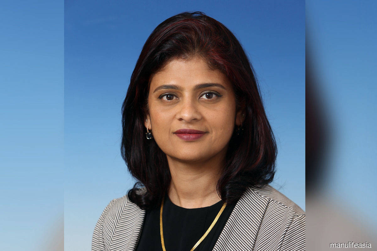 Vibha Coburn takes over as Manulife CEO