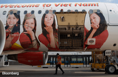 Shares in Vietnam's largest private airline jump 20% on debut