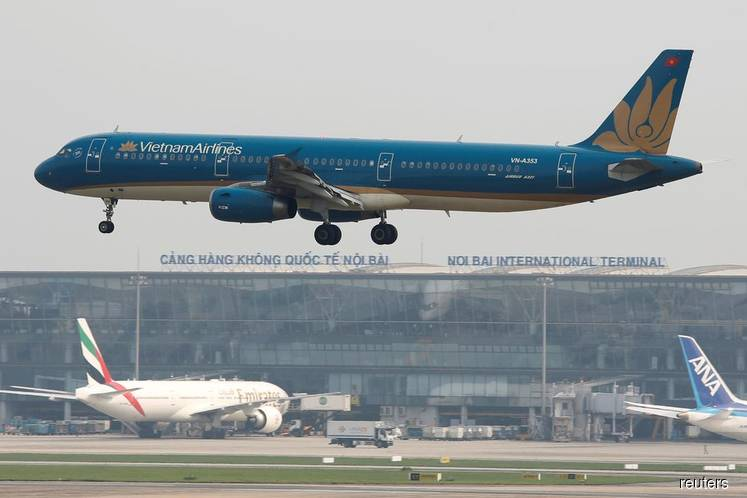 Vietnam Airlines to suspend flights to Malaysia and France due to coronavirus