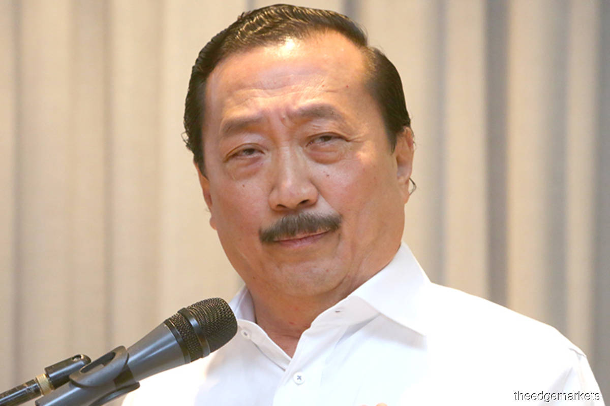 Tan Sri Vincent Tan Chee Yioun