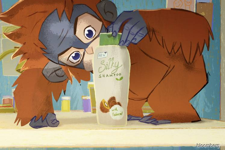 UK supermarket's viral orangutan ad slammed by palm oil giant