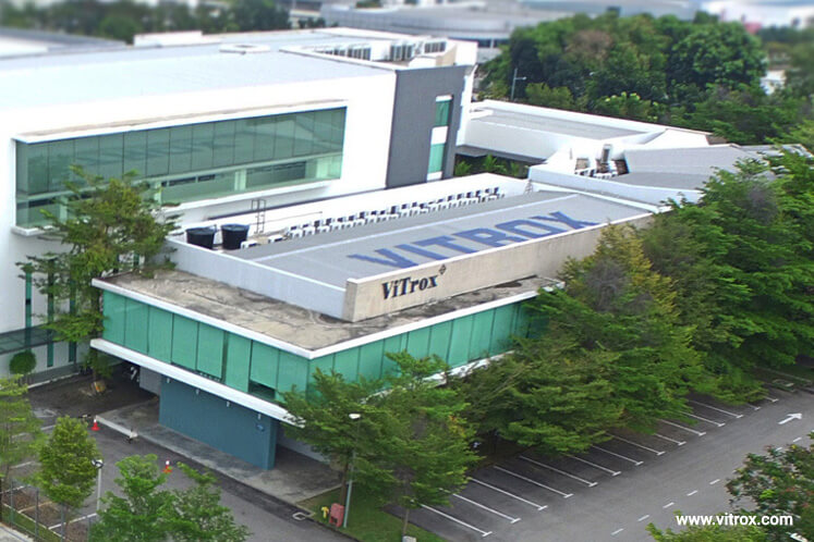 High product demand lifts ViTrox's third-quarter net profit by 25%