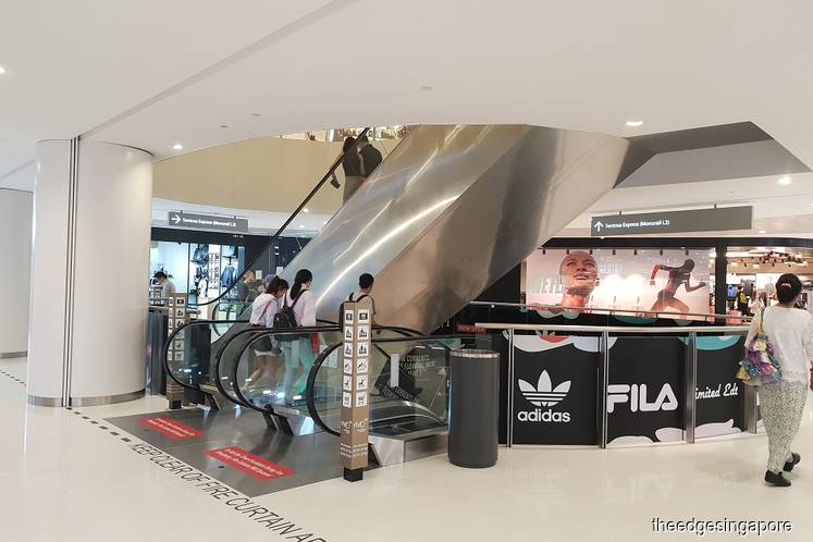 d009b29efc VivoCity to officially launch B1 retail extension on July 12 | The ...