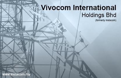 Vivocom up on Perak project