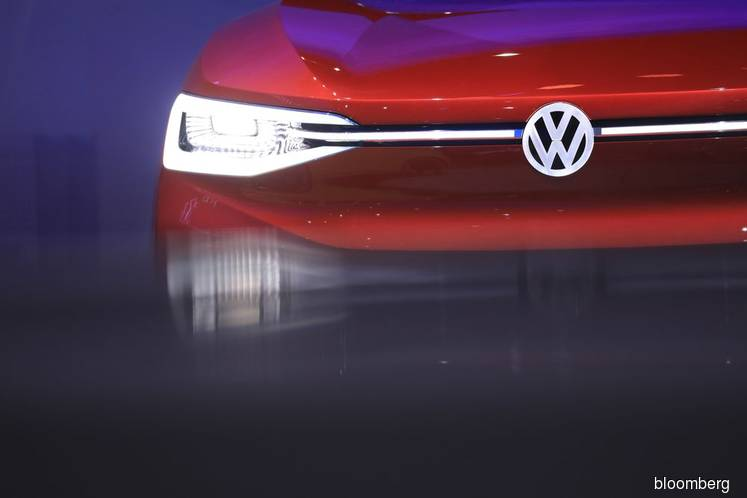 Vietnam punishes Volkswagen for car with disputed China map