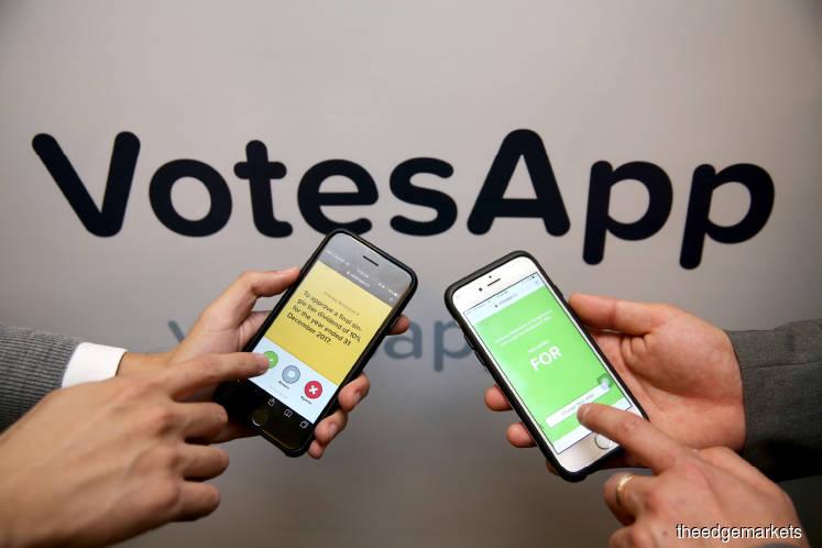 Tech: VotesApp speeds up AGMs, shareholder polls