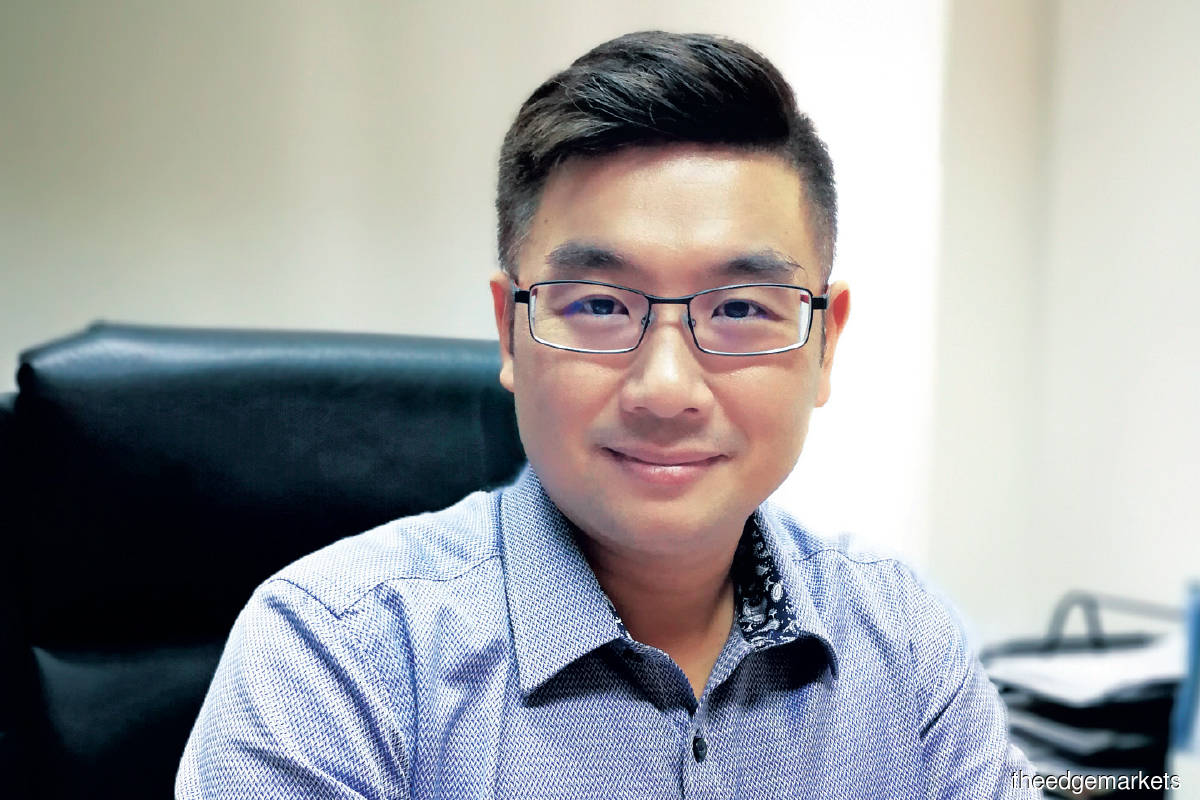 """""""As a financial adviser, I have to ensure that the value of the money does not go down due to inflation, but instead grow it into a significant amount to beat inflation."""" - Cheong"""