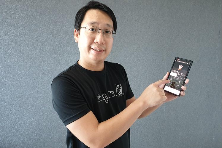 Ooi Boon Sheng, Web Bytes CEO