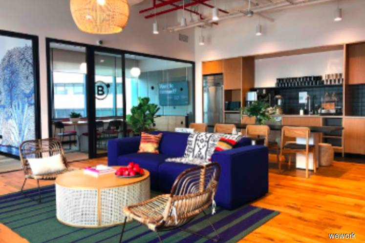 WeWork to open three new locations in Singapore before end-2019