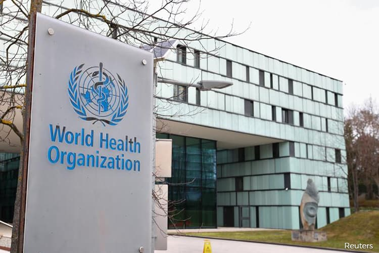 Hackers target top officials at World Health Organization