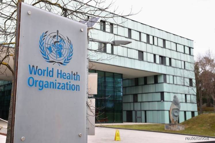 WHO warns of 'accelerating'pandemic, expects Olympics decision soon