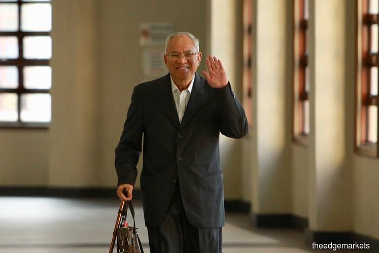 Nik Faisal, Suboh gets discharge not amounting to acquittal on financial statement case