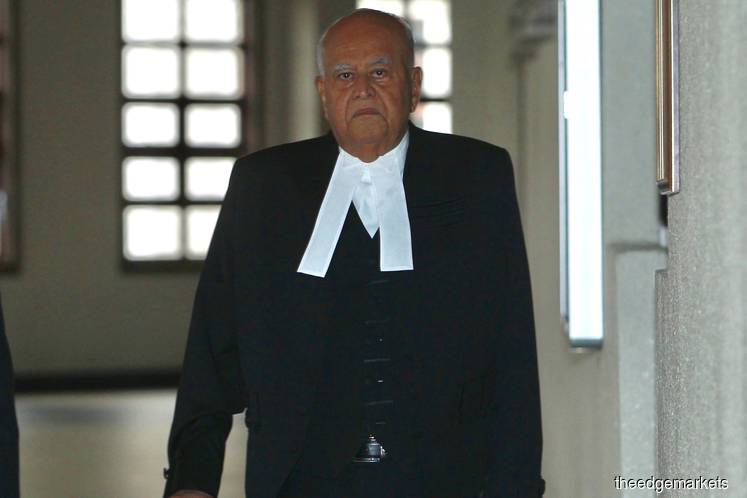 Court fixes judge to hear Najib's bid to remove Sri Ram
