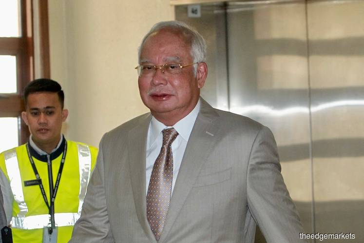 Najib to withdraw appeal against High Court's rejection of SRC charges strikeout bid
