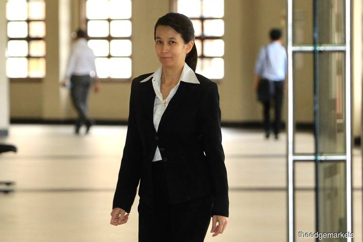 Day 43 of Najib's SRC trial:  Joanna Yu will continue to be cross-examined by the defence