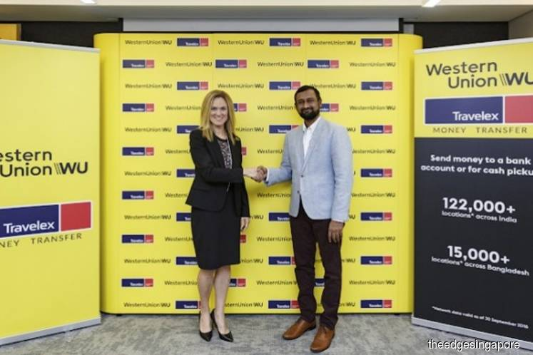 Western Union launches co-located money transfer services at Singapore worker dormitories