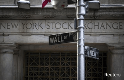 Wall Street off to a solid start in April