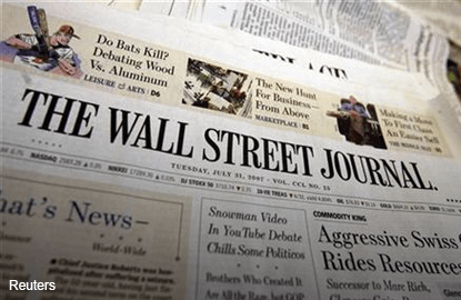 WSJ stands behind 'fair and accurate reporting' on Bank Negara