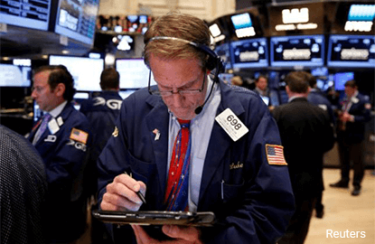 Futures fall on Brexit worries, Trump's US dollar comments