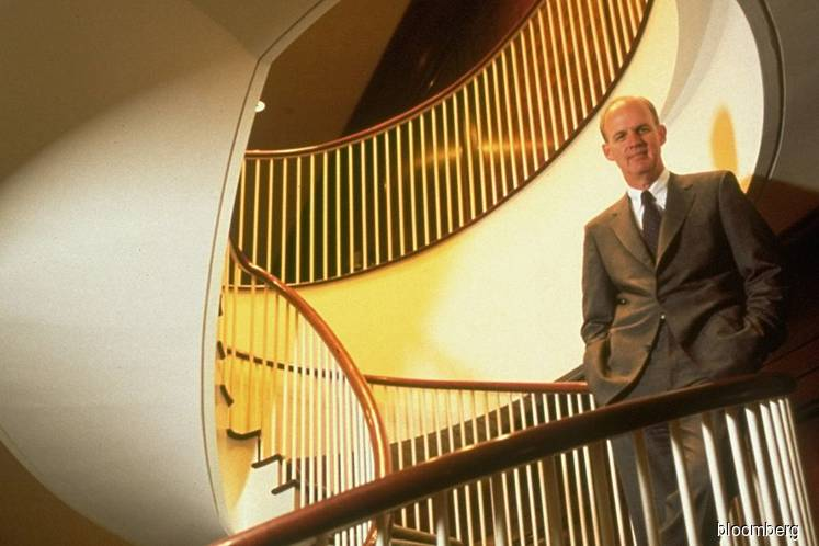 Walter Shipley, ex-Chase Manhattan chairman, dies at 83