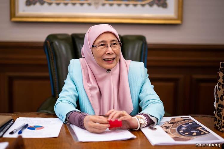 Wan Azizah says not heard of impending cabinet reshuffle
