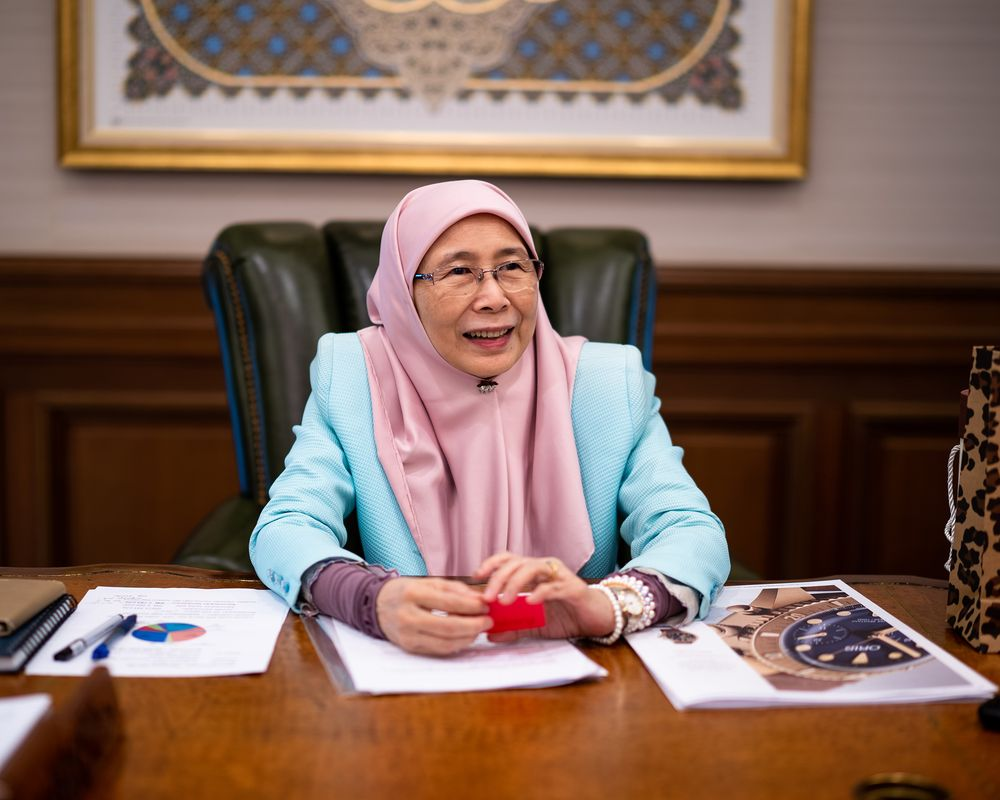 Dr Wan Azizah arrives in Geneva for three-day working visit
