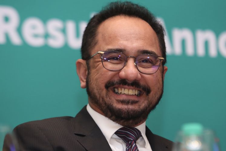 Possible change of guard at Petronas, Wan Zul to step down