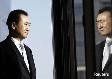 Chinese tycoon's US movie merger has rare logic