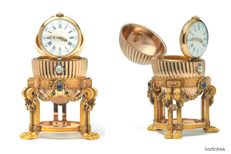 Flea market find turns out to be a US$30m timepiece