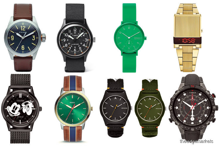 Watches: Eight good-looking, grown-up watches for under US$400