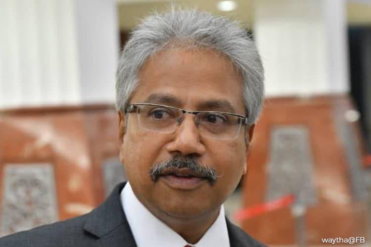 Waytha Moorthy sues Umno's Lokman Noor for making defamatory statements