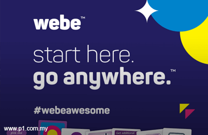 Packet One rebranding to 'Webe'