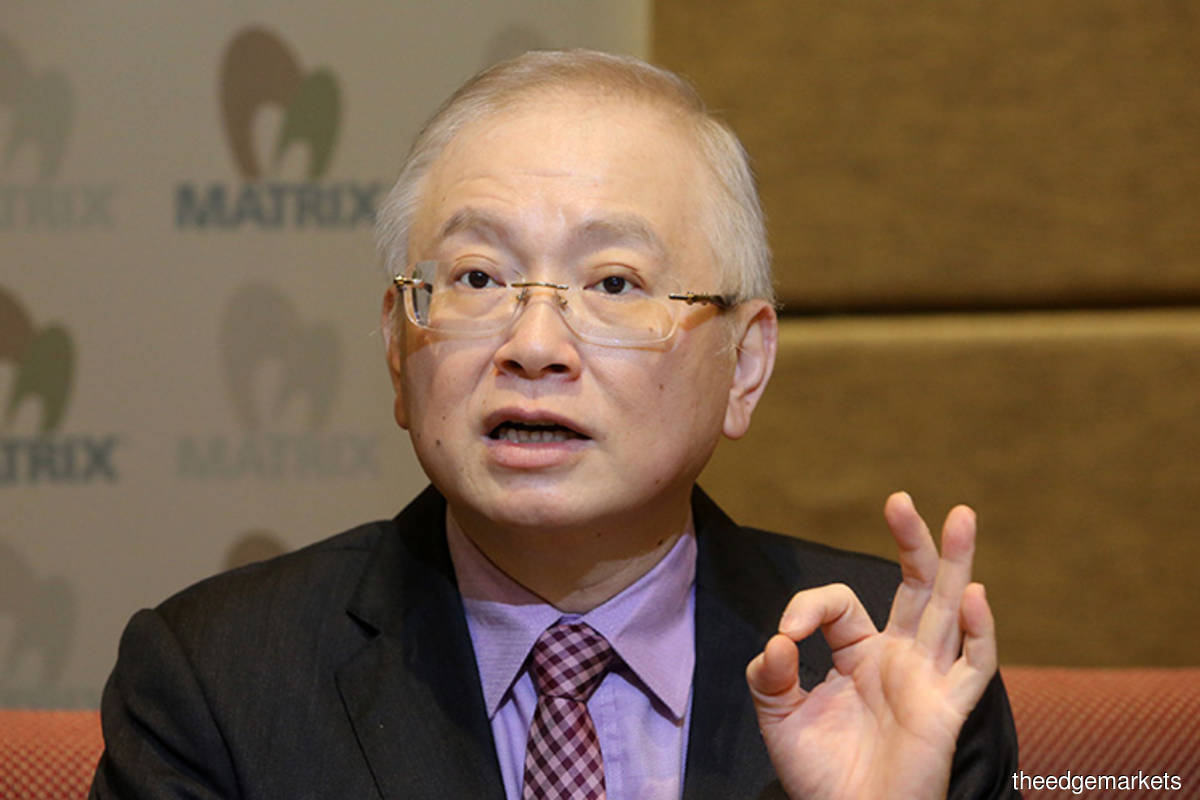 Covid-19 vaccine arrival: Transport Minister Wee Ka Siong arrives at ACC, KLIA