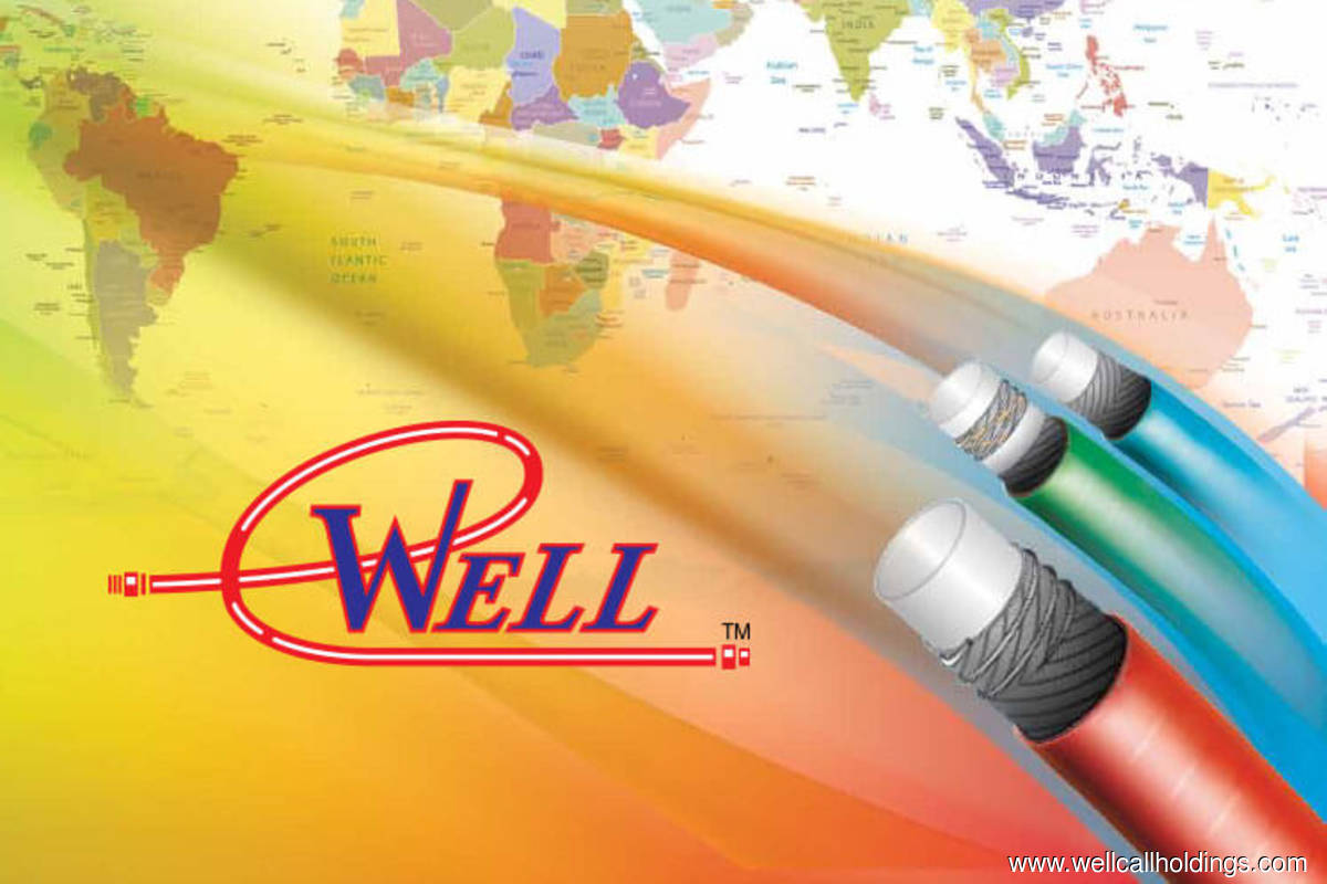 JF Apex starts coverage of Wellcall, target price at RM1.21