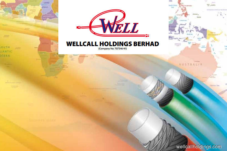CIMB Research raises target price for Wellcall to RM1.56