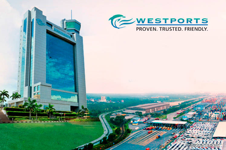 Westports sees double-digit growth in container volume this year