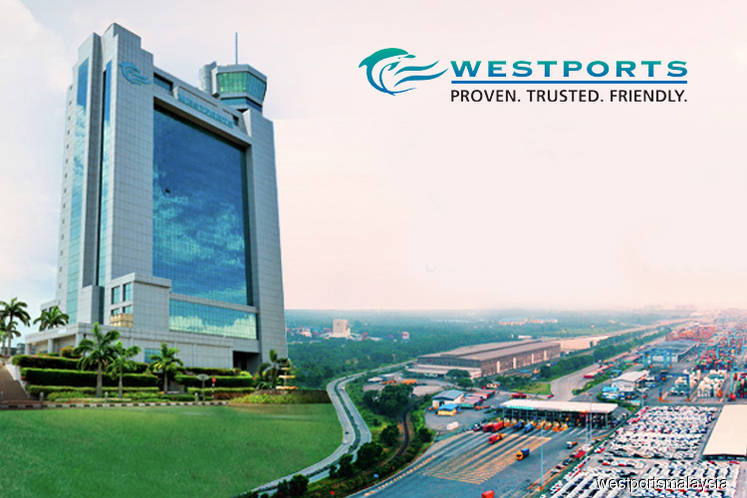 Westports 3Q net profit up 12% on higher container volume, tariff hike