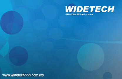 Widetech CEO Kong Sin Seng is redesignated as non-executive director
