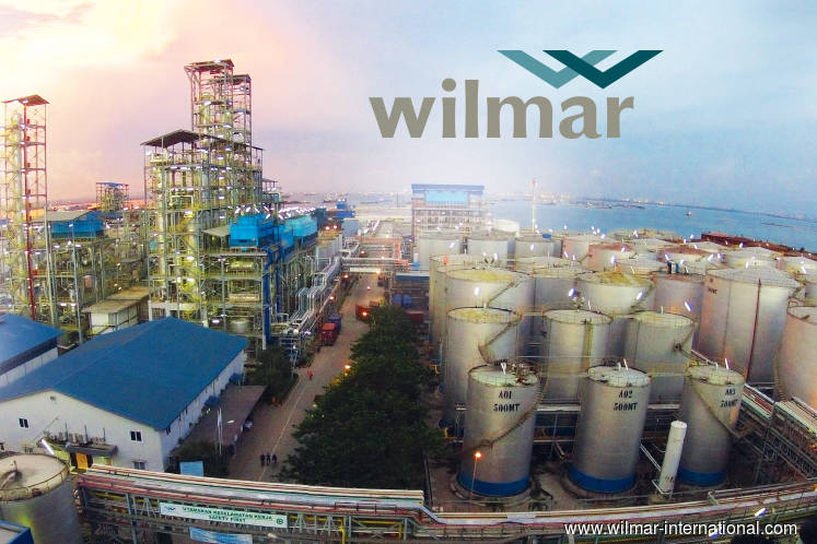 Wilmar kept at 'buy' with S$3.59 target by RHB on strong margins amid trade war