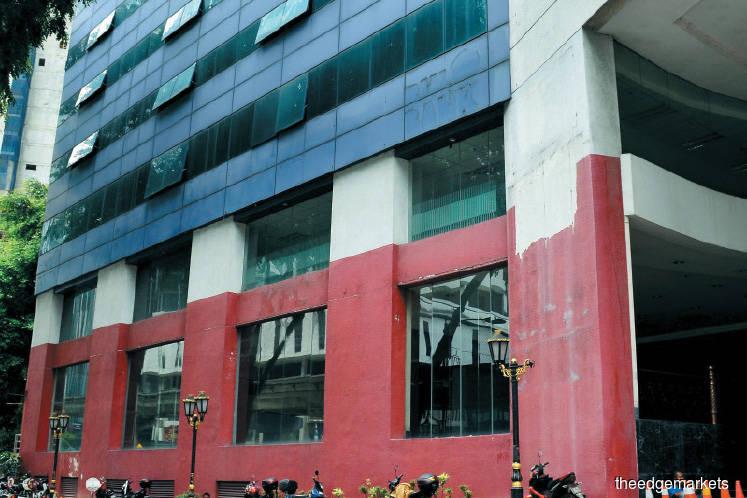 EPF sells Wisma KFC to Singapore company